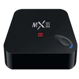 MX III TV Box Player Android 4.4 Quad Core Mali450 4K H.265 1G/8GB XBMC DLNA Miracast Airplay Wifi consumer electronics