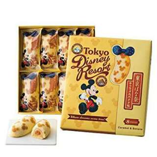 日本代表迪士尼限定TokyoBanana