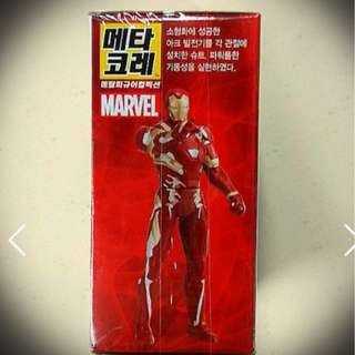Rush Sale: Iron man Mach 46 Tony Stark Civil War Toys Figurine Collectibles