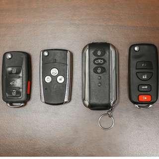 Original Duplicate Car Keys.. 24 hours delivery