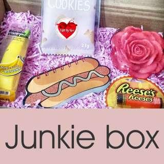 Junkie Snack Gift Box