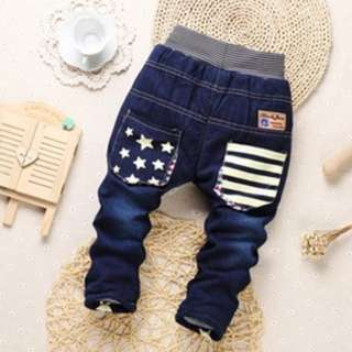 (New)Baby Pants (Plus cotton) trousers