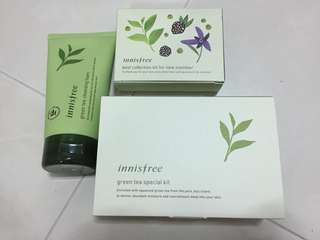 BN Innisfree Products