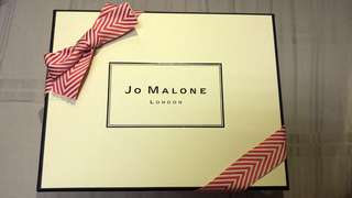 JO MALONE (WOOD SAGE & SEA SALT) SET