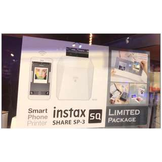 Brand New Instax Share SP-3