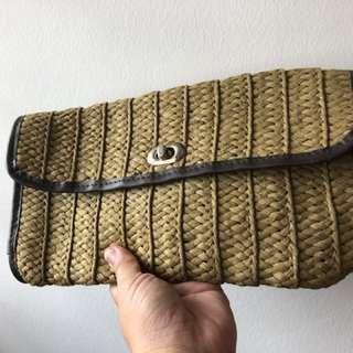 Ladies clutch bag (vintage)