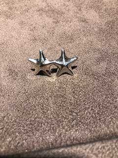 Links of London Star Fish Earrings 925 Silver ** New