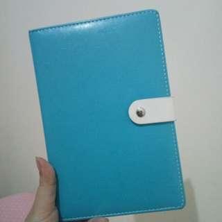 Textbook blue