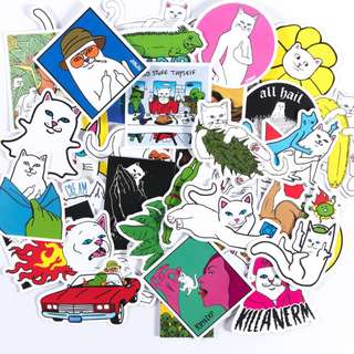 RipNDip Stickers 50 Pieces Pack