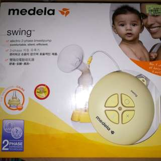 Medela Swing Single Electric or Battery Operated Breastpump