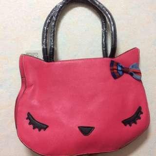 貓咪造型手提包