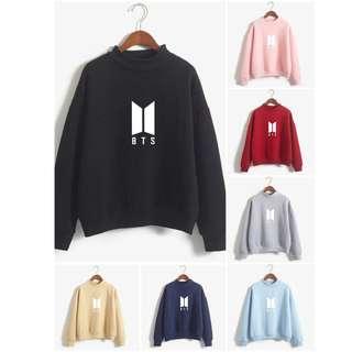 BTS Classic Pullover