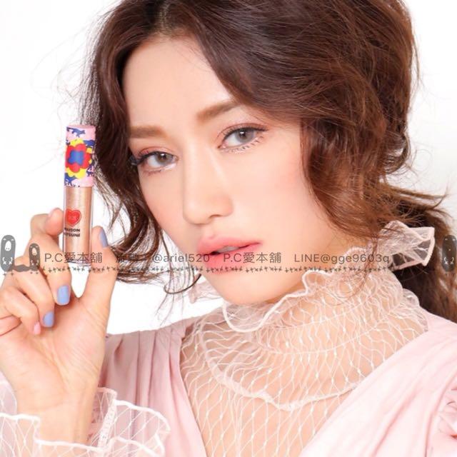 韓國連線預購3CE X MAISON KITSUNE 聯名眼影蜜