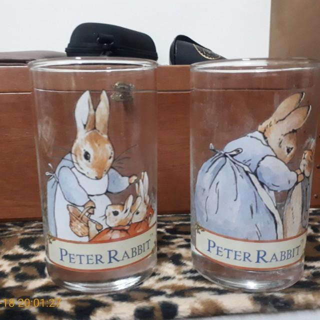 彼得度玻璃杯
