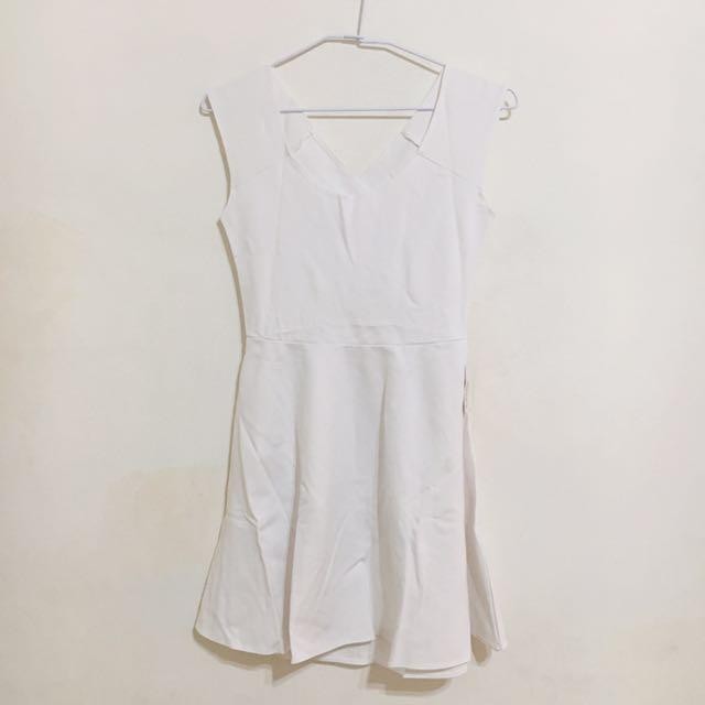 全新💫 歐美 露腰洋裝
