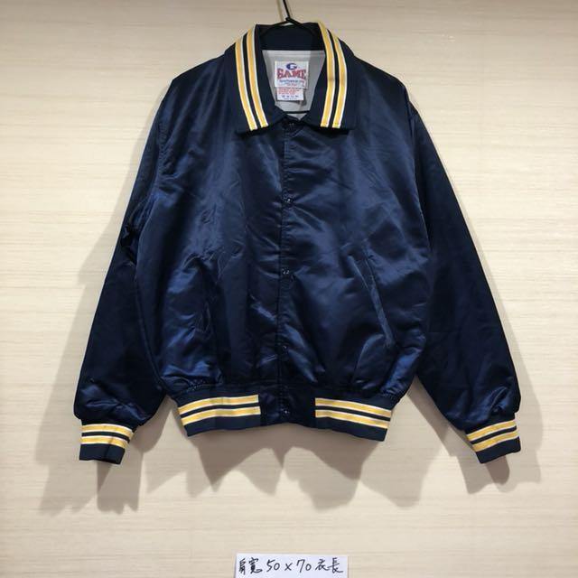 古著 復古 美國製 棒球外套