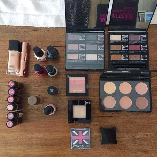🎁 Make Up Bundle - Complete Starter Kit