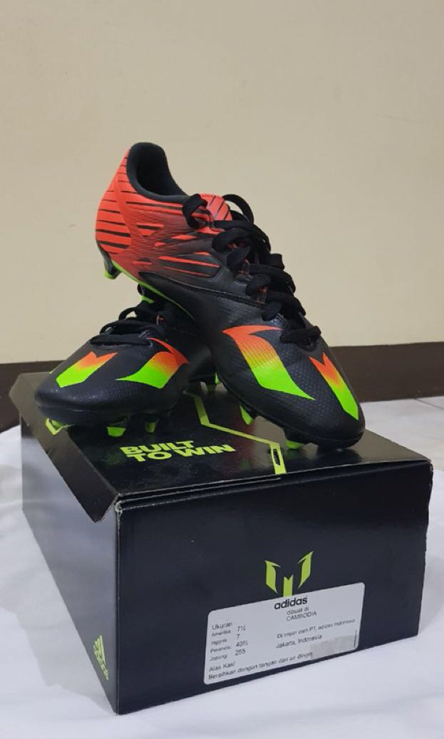 ADIDAS 15.3 MESSI BUILT TO WIN a3bc04aed0