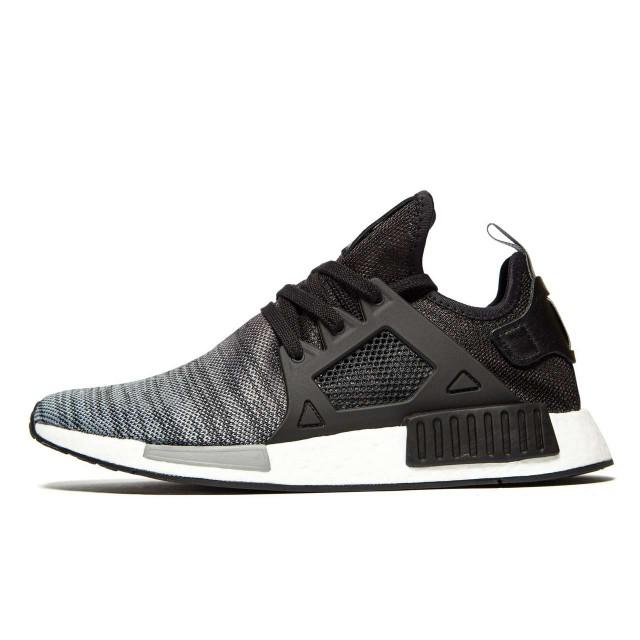 brand new 57a18 15b63 Adidas NMD XR1 Black Grey Gradient, Men's Fashion, Footwear ...