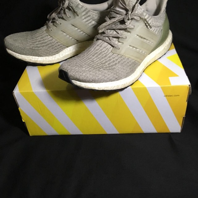 ADIDAS ULTRA BOOST 3.0 OLIVE GREEN
