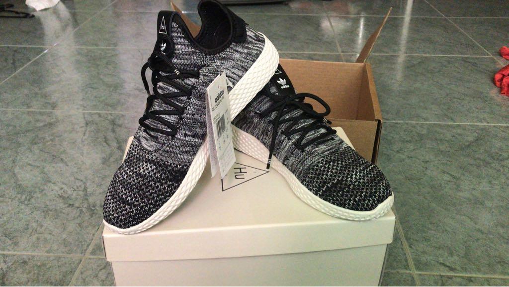 7bd033afb11ae Adidas X Pharell Williams Tennis HU