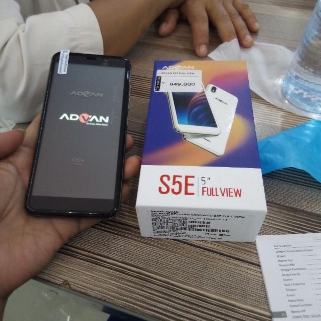 Advan S5E FULL VIEW Mobile Phones Tablets On Carousell