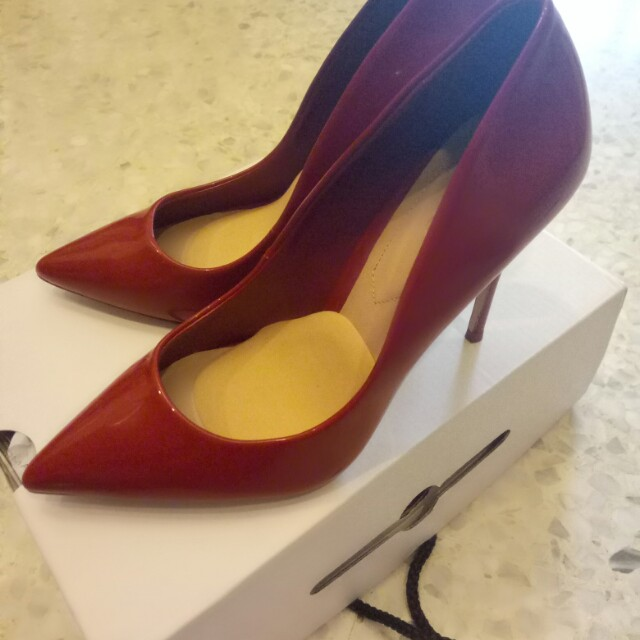 325c40cad Aldo stessy heel, Women's Fashion, Shoes on Carousell