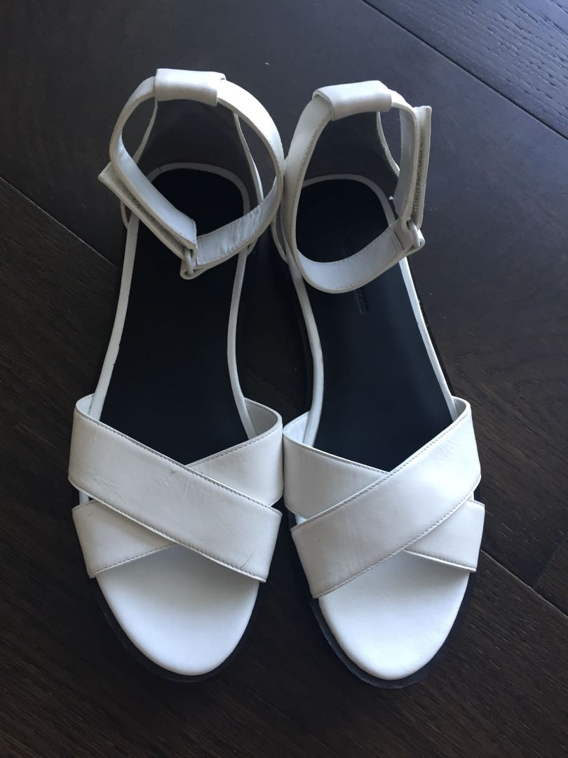 Alexander Wang Leather sandals size 36