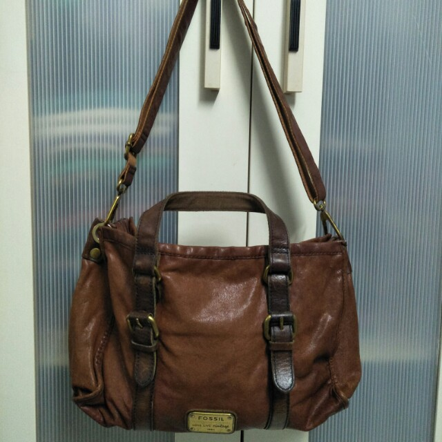 Auth Fossil Emory bag