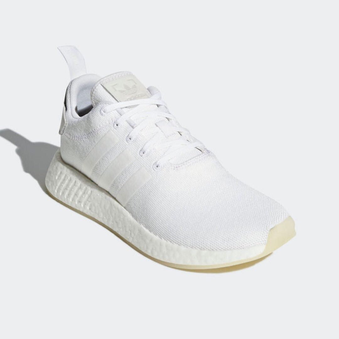 0ff0d10522aec Authentic Adidas NMD R2 Triple White