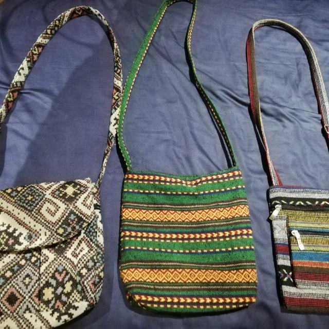 Aztec bags