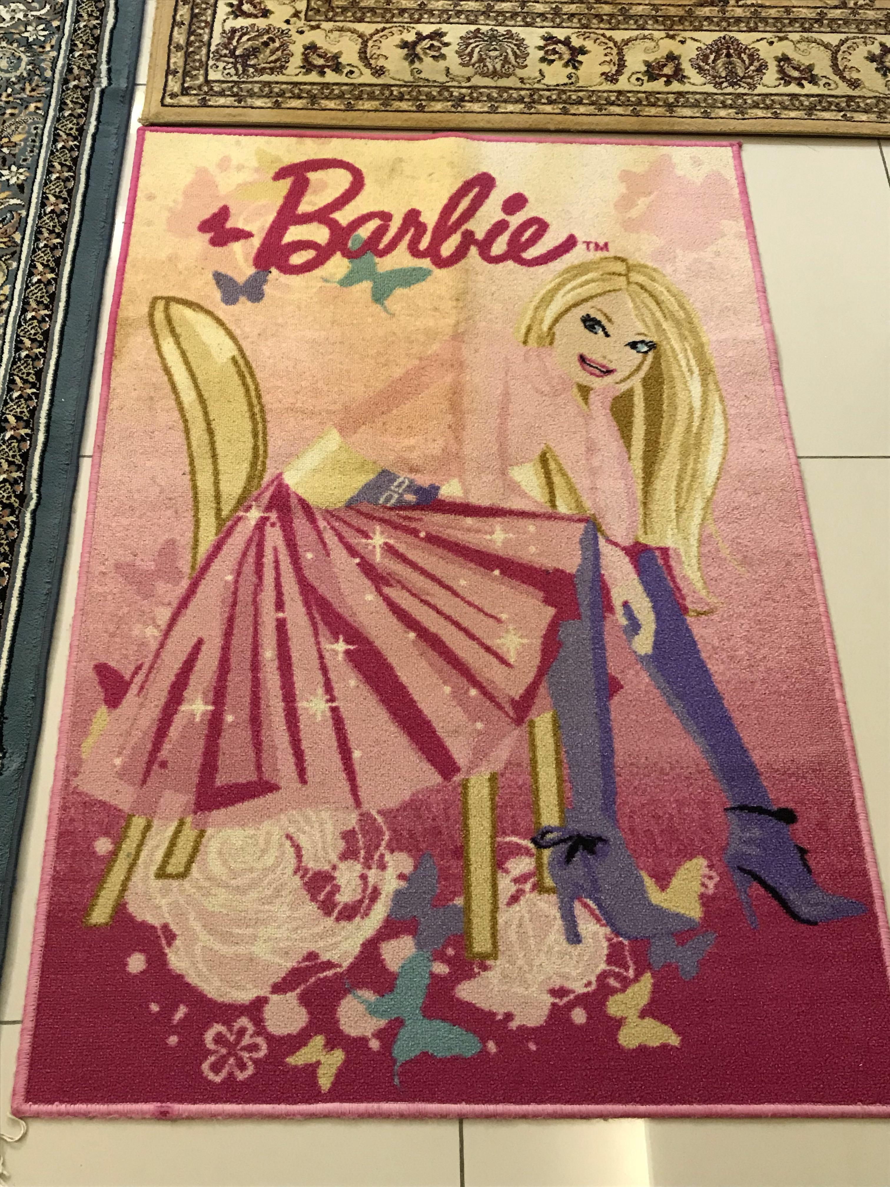 Barbie Carpet