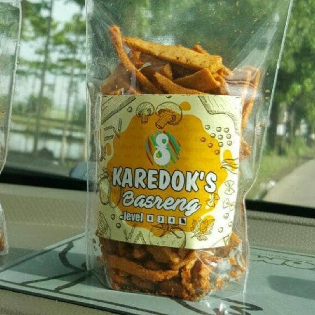 baso goreng/ keripik/ snack/ snacks/ makanan kering/ cemilan/ basreng/ makanan murah/, Food & Drinks, Packaged Snacks on Carousell