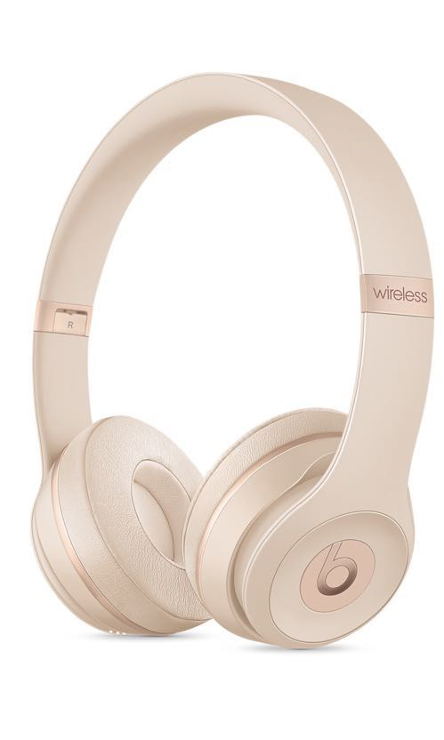 Beatssolo3 wireless headphones