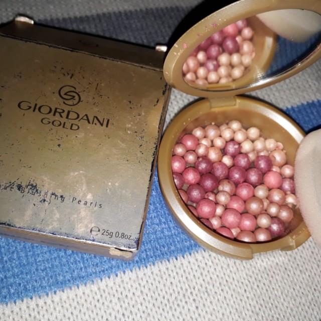 Blush on Giordani by Oriflame