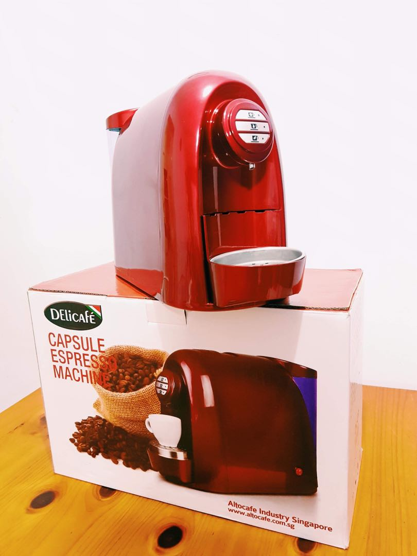 Brand New Coffee Machine Home Appliances On Carousell