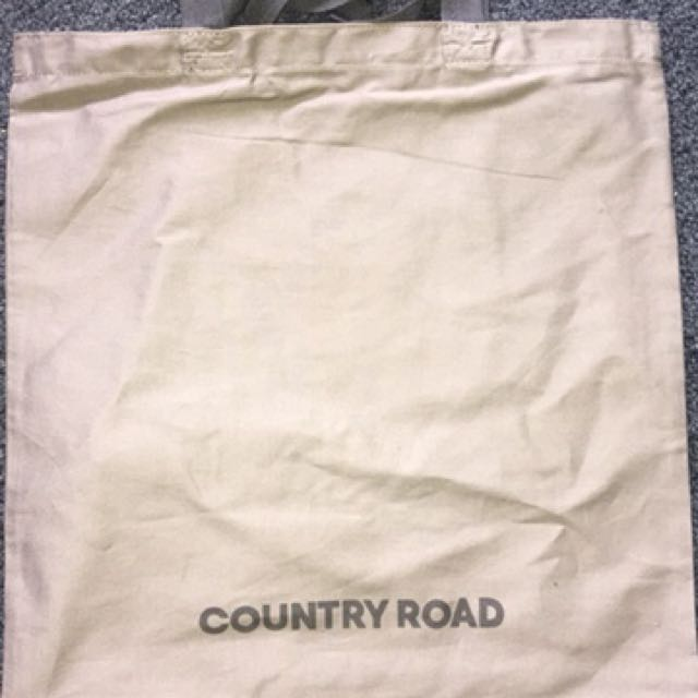 Brand new Country Road Tote bag