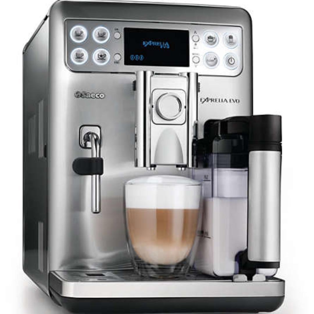 Brand new Philips Saeco Exprelia Evo
