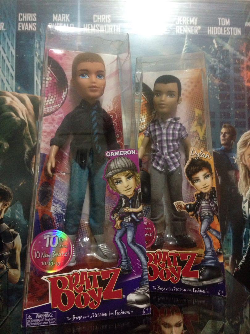 SALE! Bratz Boys set of 2 dolls