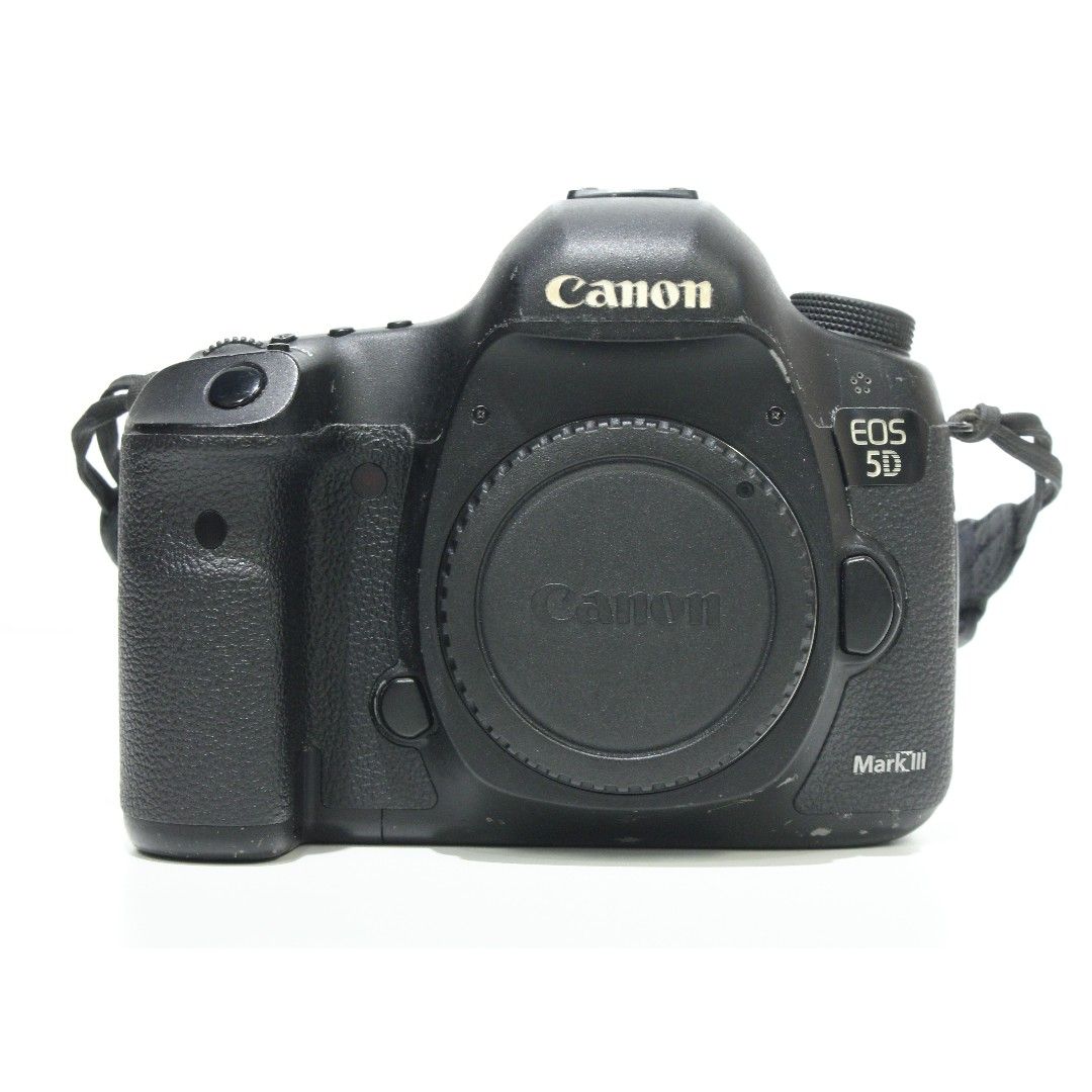 Canon EOS 5D Mark III Body (SC: 100k+)