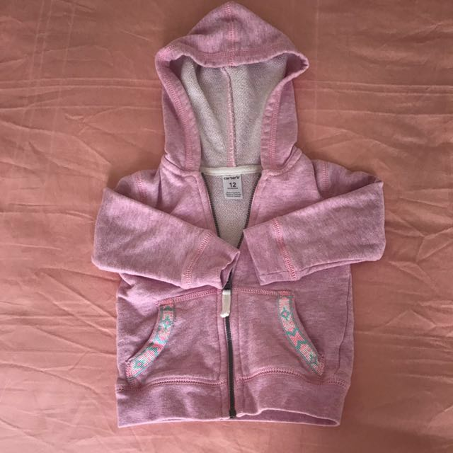 80894dbea Carter s baby girl jacket (12 months)