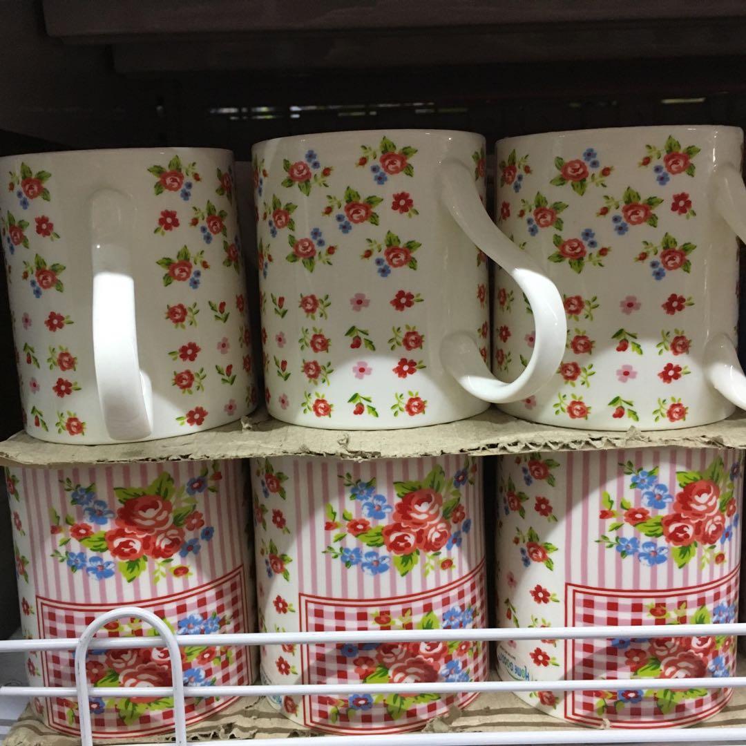 Cath Kidston Inspired Mugs