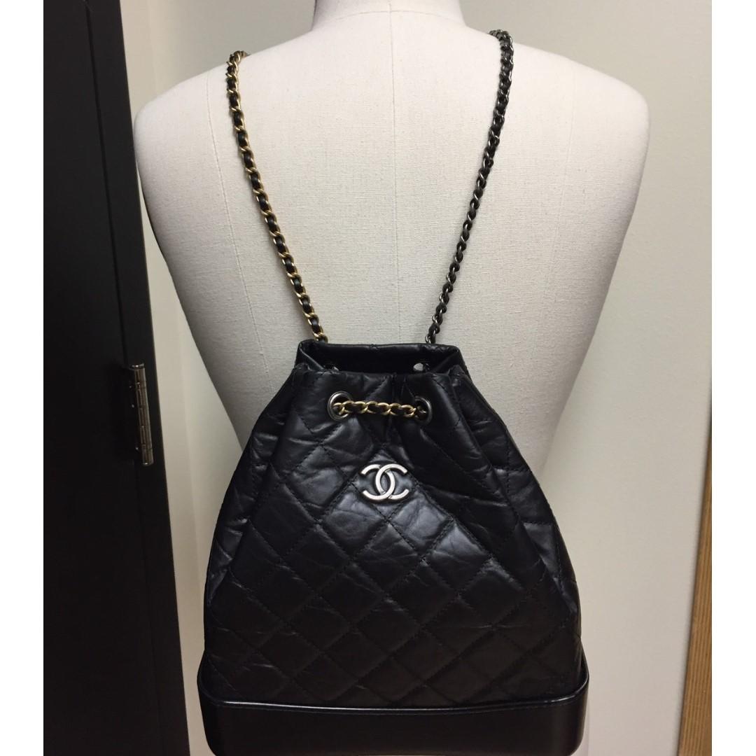 Chanel 流浪後背包 大款