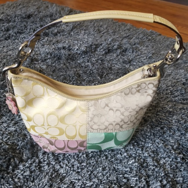 Coach Patchwork Mini Hobobag