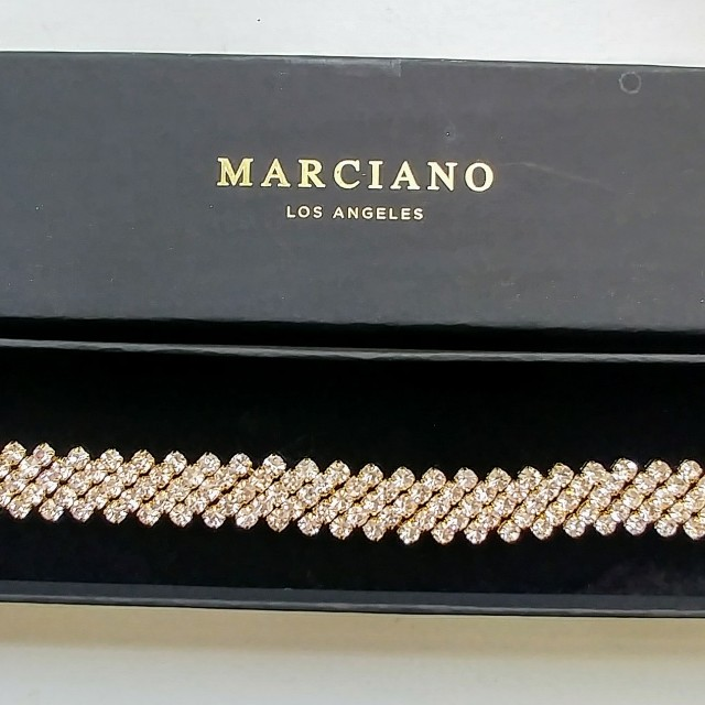 Crystal Marciano Necklace Chocker