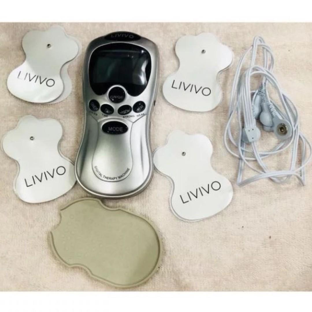Delivery Livivo Digital Massage Therapy Machine Electronics Photo