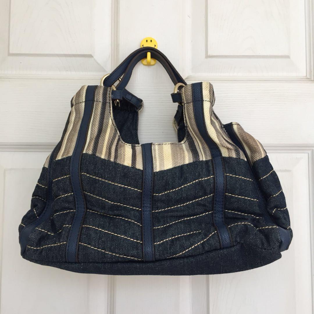 Denim Jeans Sling bag