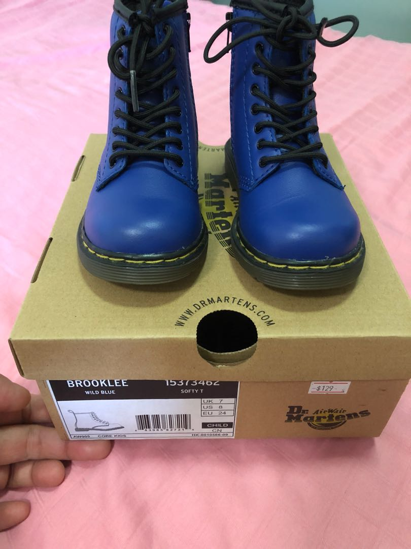 Dr Martens Boots for Kids