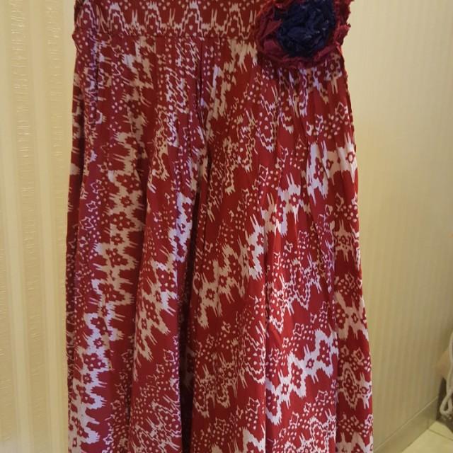 Dress Batik for Girls