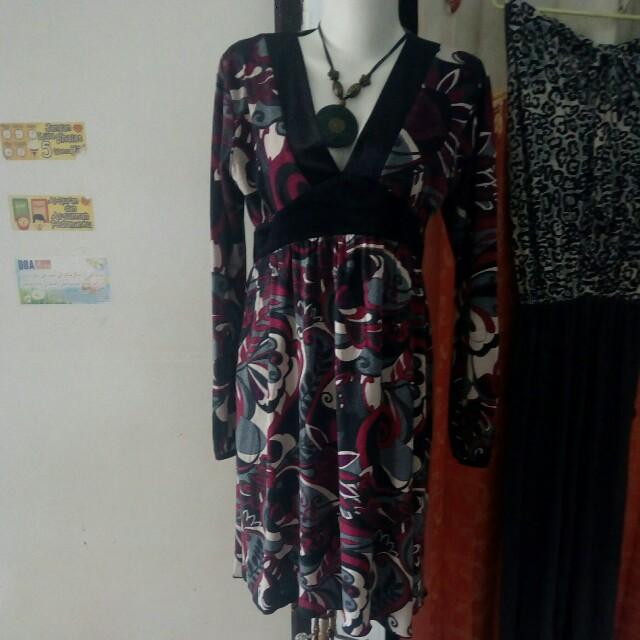 Dress size fit L